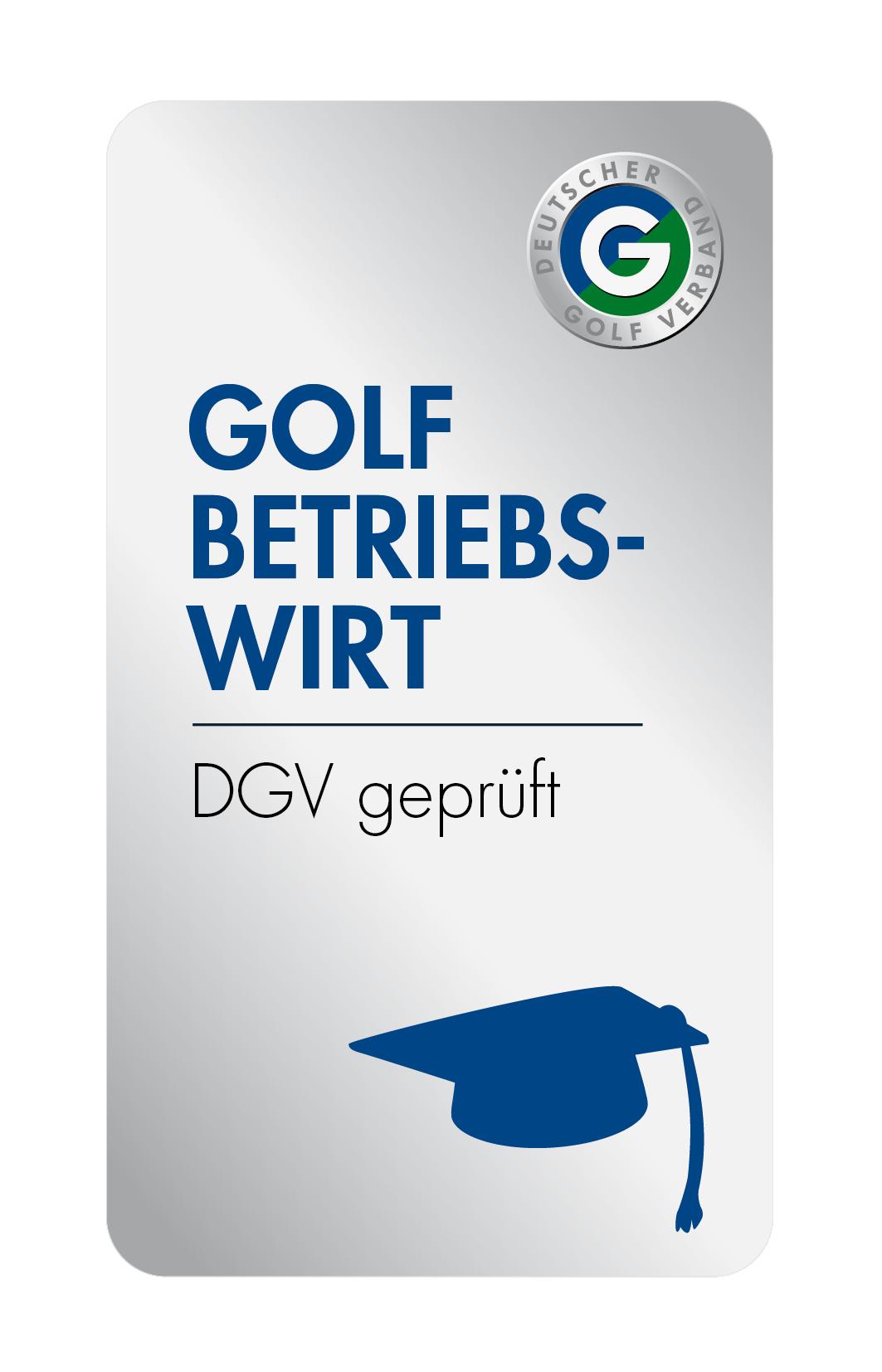 Golf-Betriebswirt