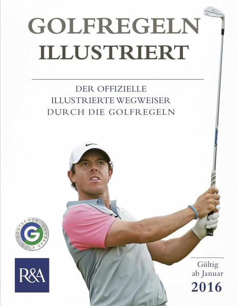 Golfregeln illustriert