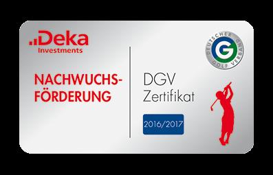 DGV Nachwuchsförderung 2016/2017
